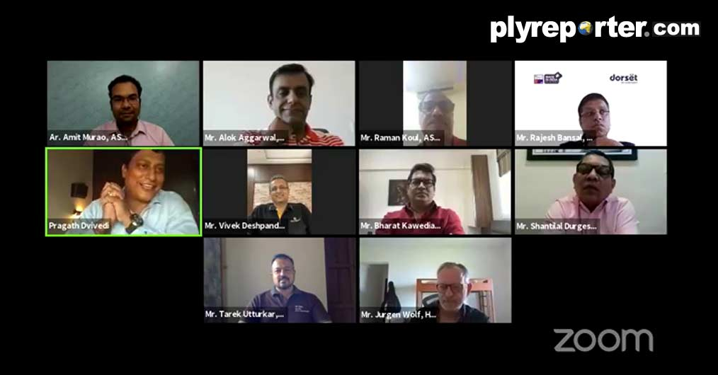 Furniture Hardware Webinar Organised by Ply Reporter and Furniture Design & Technology Magazine