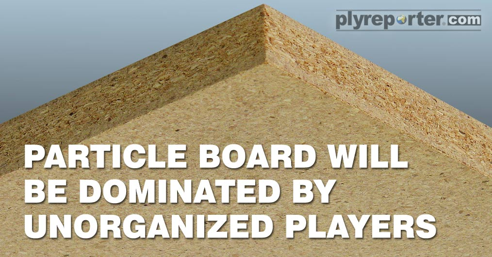 Particle Board Sector Will Continue to be Dominated by Unorganized Players