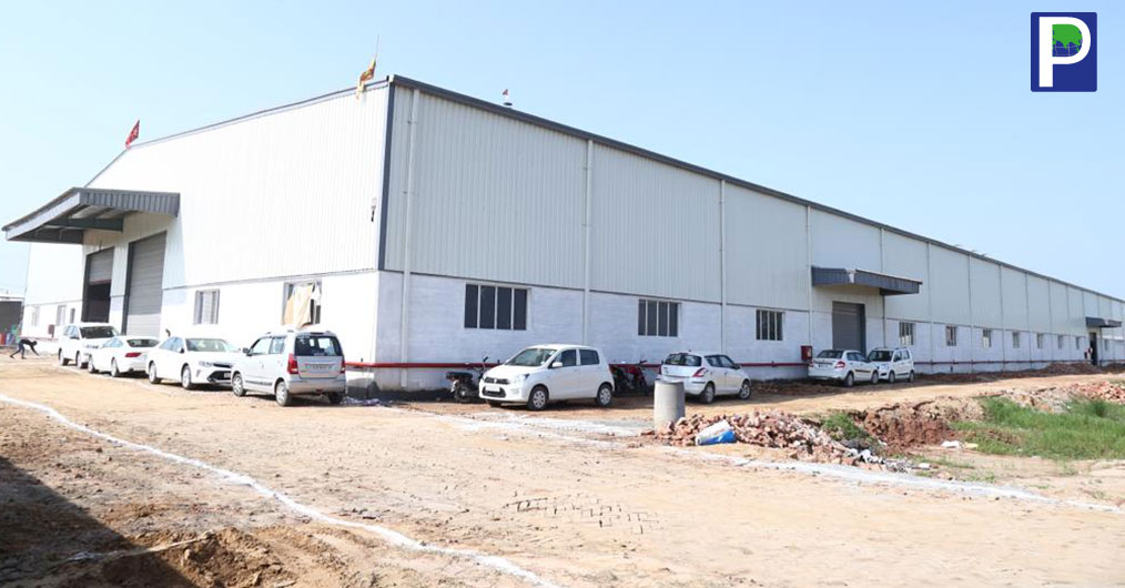 Vidyalam Laminates begins its commercial production at their newly opened factory at Sonipat-Guhana Road in Haryana recently.