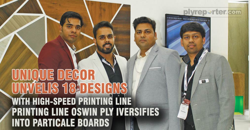 Northern India based leading decor printing manufacturing company