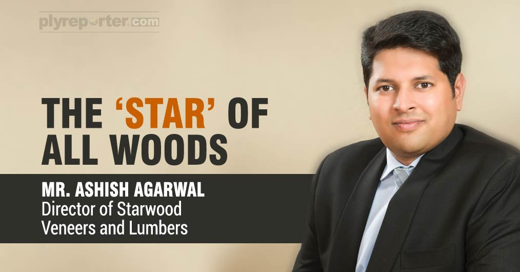 Starwood is dedicatedly involved in manufacturing Teak plywood sin