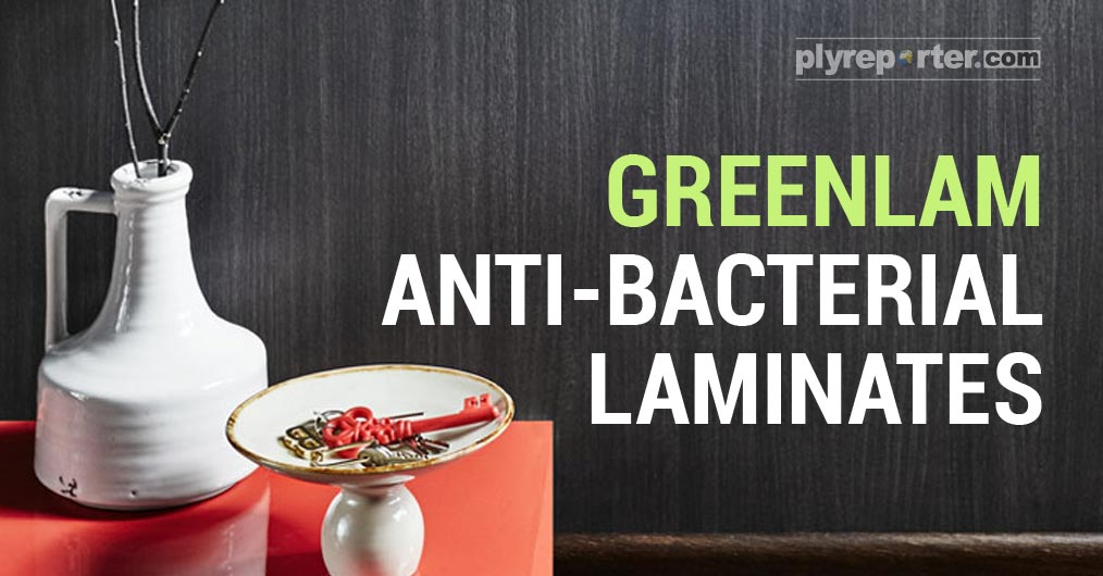 Bacterias are everywhere; give them one less space to spread! Now the world is embracing a healthier way of living and to adopt the same Greenlam Anti-bacterial Laminates and Compacts are helping to adapt to this new normal and create safer spaces fo