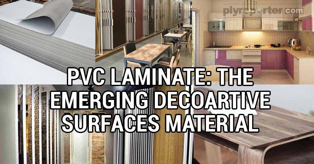 PVC laminate