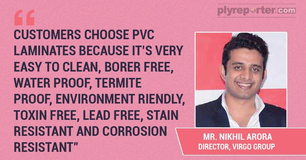 Mr Nikhil Arora, Director, Virgo Group