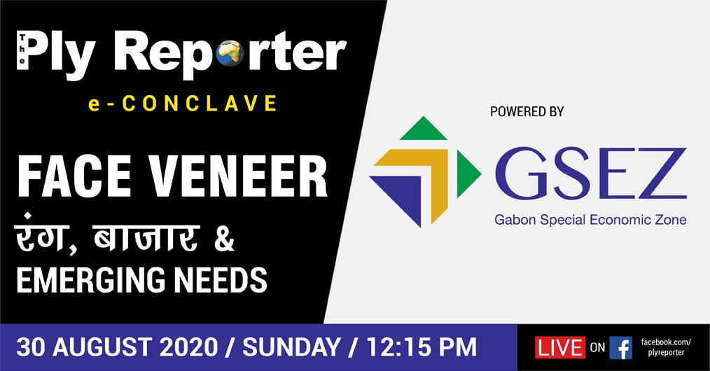 Ply Reporter's E-Conclave On 'FACE VENEER