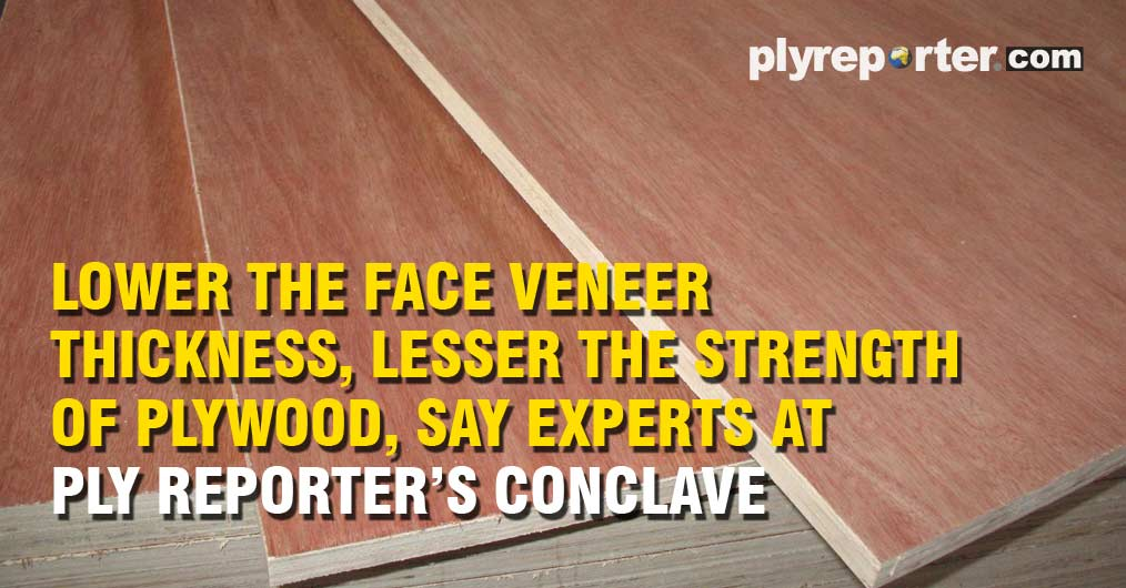 Face Veneer plays a significant role in plywood strength