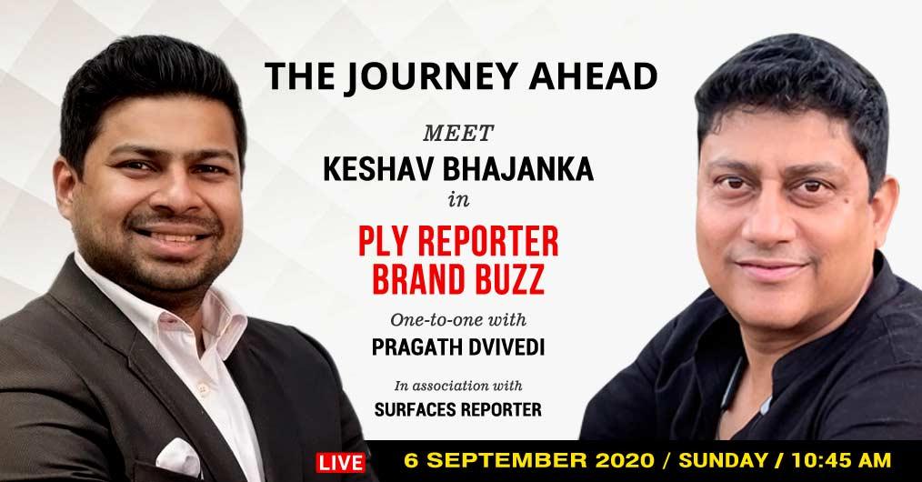 LIVE WITH KESHAV BHAJANKA - THE JOURNEY AHEAD