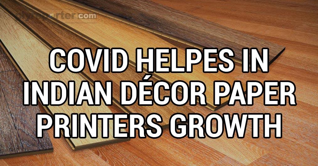 decorative laminate and prelam sector