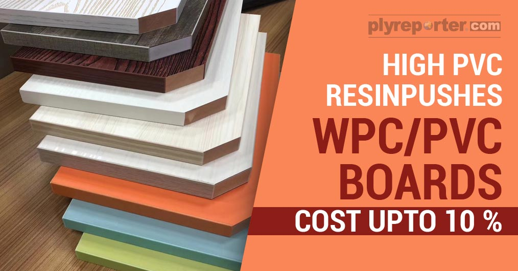WPC/PVC board prices