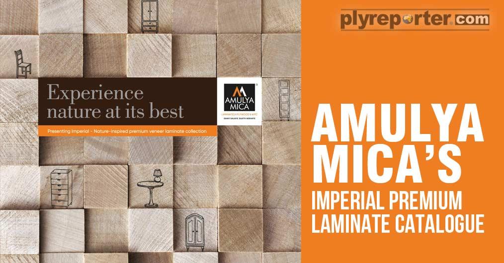 AMULYA MICA Imperial Premium Laminate Catalogue