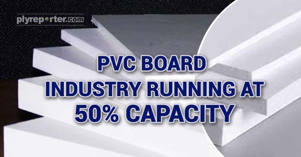 WPC/PVC board industry