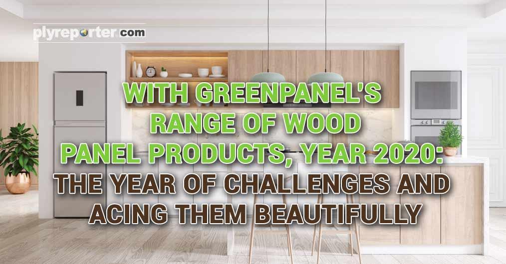 Greenpanel's Range Of Wood Panel Products