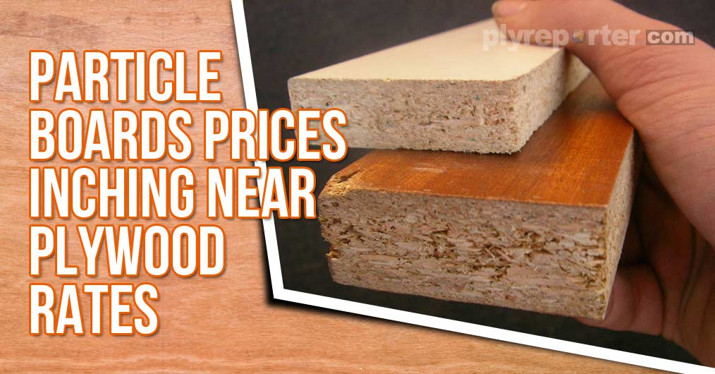 Particle board prices