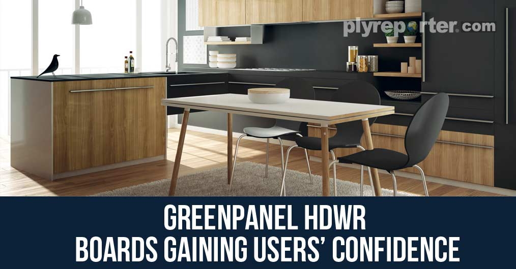 Greenpanel HDWR Boards