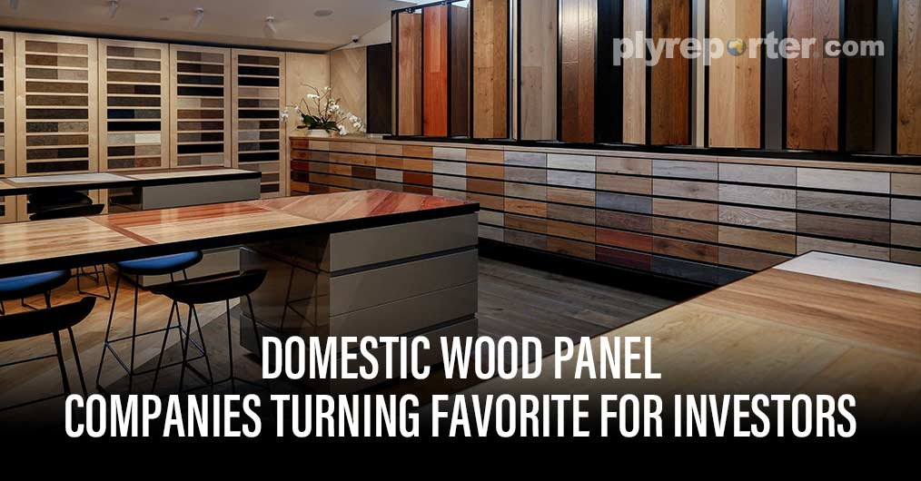 Wood panel and decorative surfaces