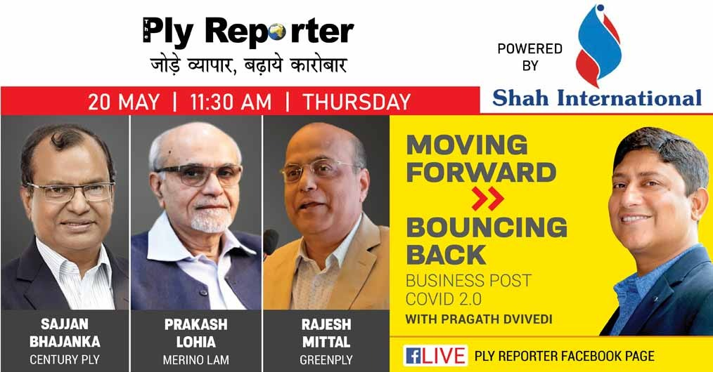 Moving Forward >> Bouncing Back, by Ply Reporter