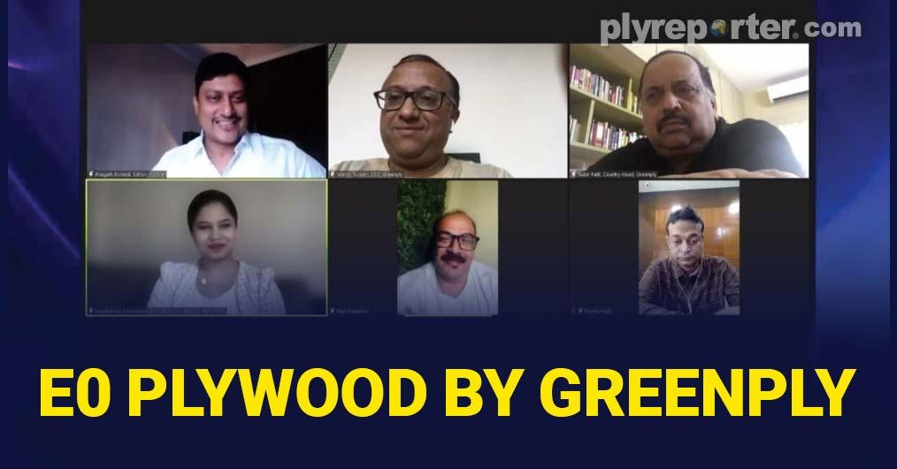 Greenply E0 Plywood