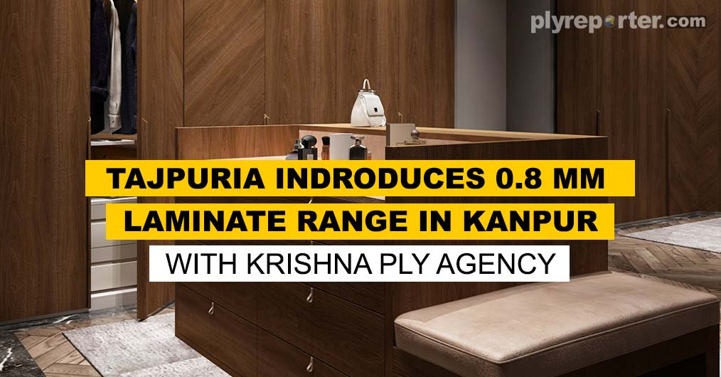 TAJPURIA, a leading group of wood & panel industry
