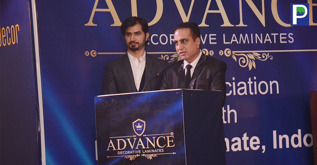 Advance Laminates Launched Its Range in Indore