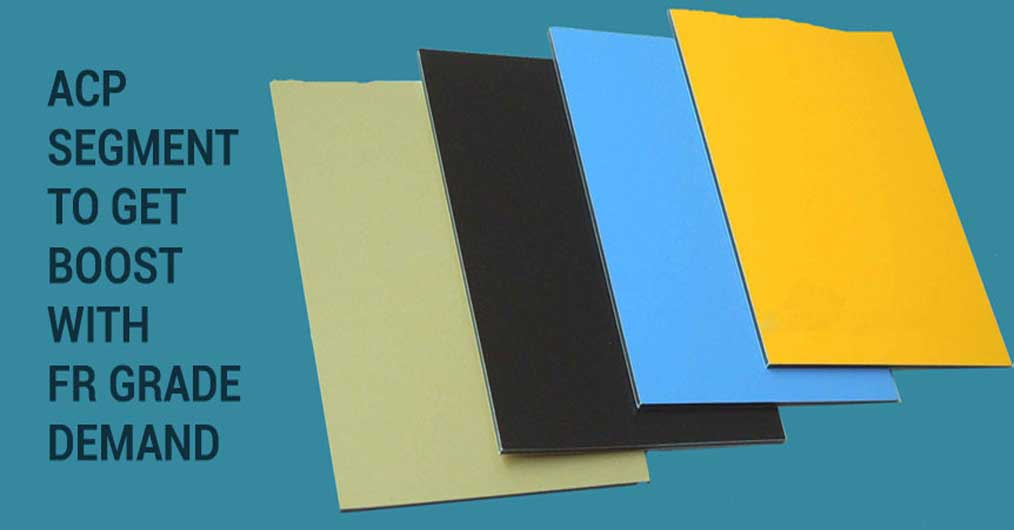 Aluminium Composite Panel (ACP) is one of the growing product categories with steady positive demand thanks to variety of application and new type of requirements.