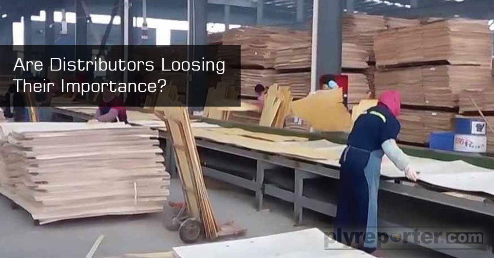 The Plywood-Laminate and entire wood panel industry have always been dominated by distributors. The choice of a distributors and their sales network have been a crucial move for any company