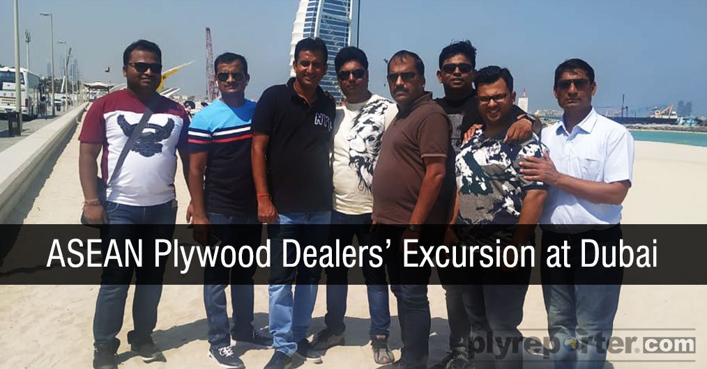Asean Plywood Dealers' Excursion at Dubai