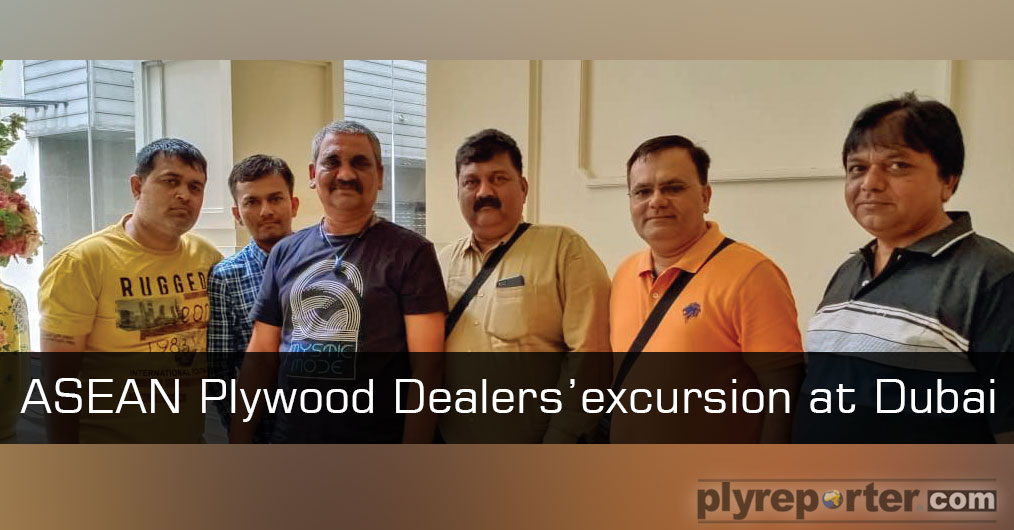 "Gennext Plywood (P) Limited, a Kolkata based company, marketing plywood and decorative veneer under the brand name ""ASEAN"", organized a 4 days dealers' excursion at Dubai from September 13 to 17, 2019."