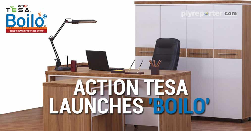 ACTION TESA is a lead brand in Indian wood panel industries.