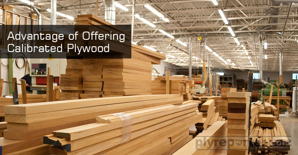The charm of Calibrated Plywood has been seen in India since last 4 years, when its demand created by furniture manufacturers for making cabinet and shutters.