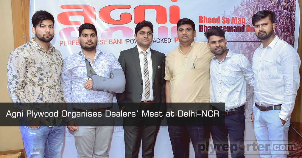 Agni Plywood in association with its distributor Rajkamal Plywood India Pvt Ltd organised a dealers' meet and conference at Le Méridien Gurgaon, Delhi NCR on April 28, 2019.