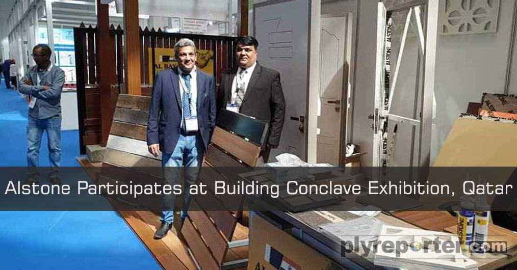 Alstone participated in Building Conclave Exhibition held in Qatar on April 29 - 30, 2019. The company recognized their business associated who had done great legwork