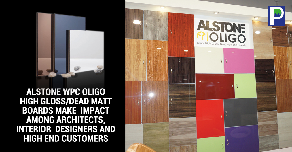 High gloss laminates are in demand since 4 years, and are increasing its presence among consumers throughout the country. On the contrary the high end customers were feeling gap as the high gloss boards were not perfect according to their choice.