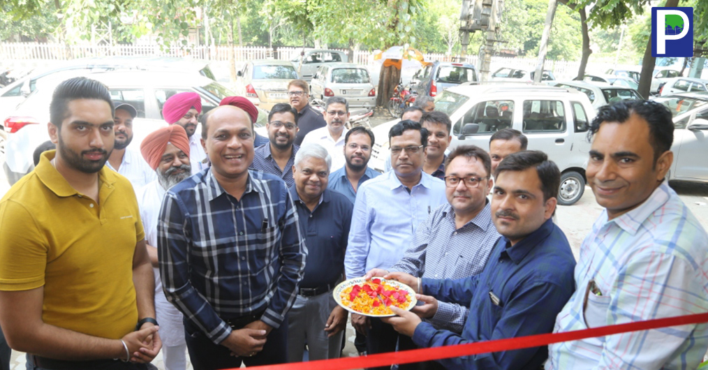 Gandhidham (Gujarat)-based Purbanchal Laminates Pvt. Ltd, manufacturers of Amulya Mica and Amulya WPC inaugurated its 2nd Gallery at Ludhiana, Punjab on September 22, 2018 and launched new 1mm folder on September 29, 2018 .