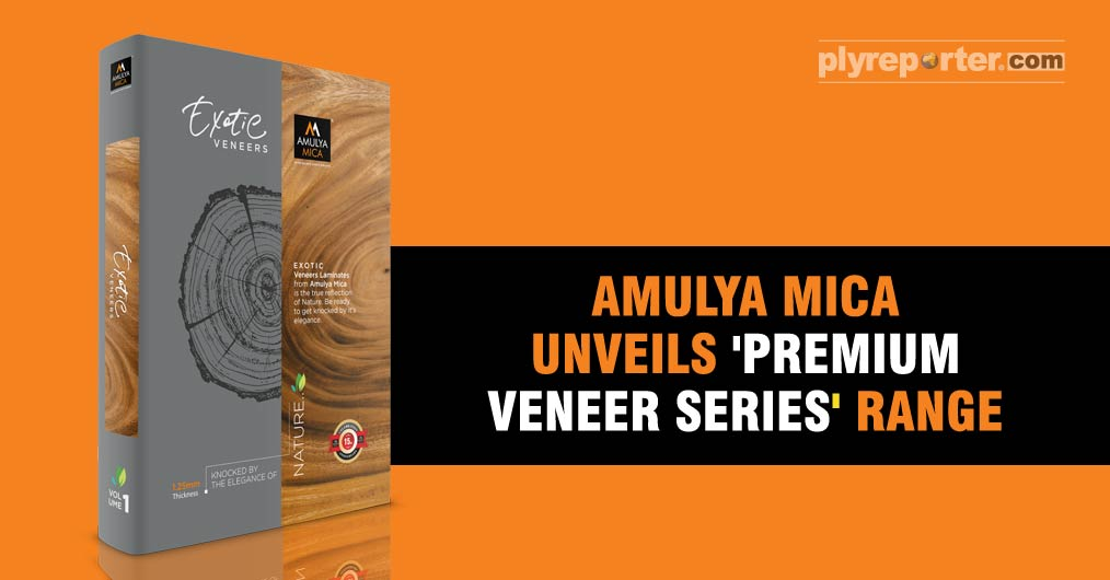 Amulya Mica is known for bringing new innovation in its laminates range.