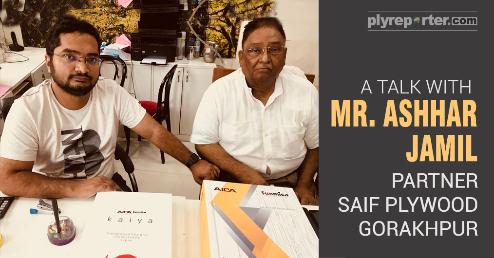 Saif Plywood based at Gorakhpur is an established laminated dealer serving the industry in the region since last 35 years. Mr Ashhar Jamil, BIT, Mesra technocrat