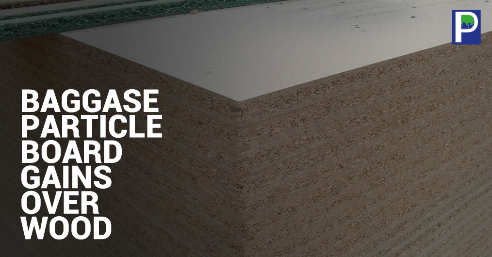 Baggase Particle Boards has attracted 12% GST, where as its close rival product wood particle board comes under the highest GST slab of 28%. The situation is helping Baggase Particle board segment to gain its market share among small furniture makers