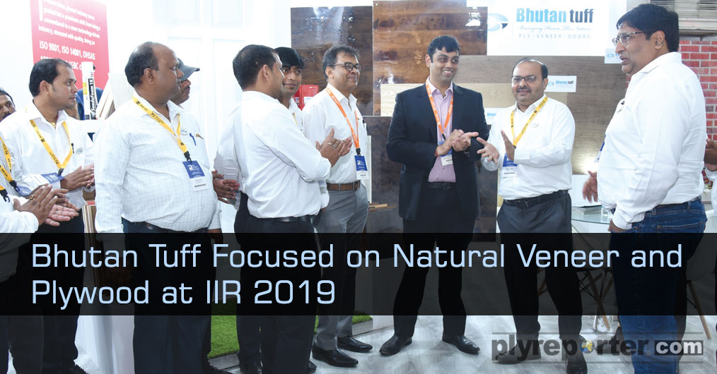 Bhutan Tuff presented Plywood, Block Boards, Flush Doors & Decorative Veneers at the exhibition which attracted many people. They made a humble beginning with a sole purpose to address every sphere of plywood.