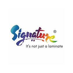 Signature Laminate