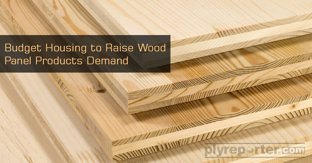 Boom in the real estate sector result the benefit of lot of allied industry and entrepreneurs, which also includes the country's wood panel industry.