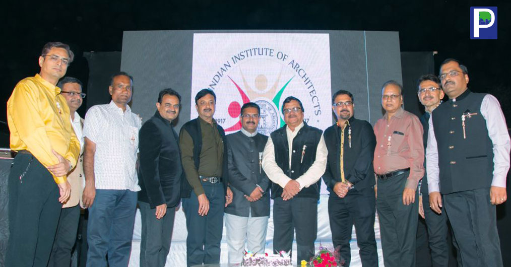 Indian Institute of Architects, Akola (IIA) Centre celebrated its completion of 100th year at JALSA-THE FARM at village Ridhora near to Akola, Maharashtra on 16th December 2017.
