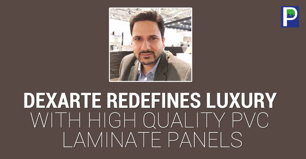 DEXARTE introduces High-Quality Premium Luxury Decorative PVC Laminate Panels to fill the gap of affordable Luxury Laminate's need of the discerning modern Indian consumer. The true expert of the PVC Laminate Panel concept, DEXARTE is the trendsetter