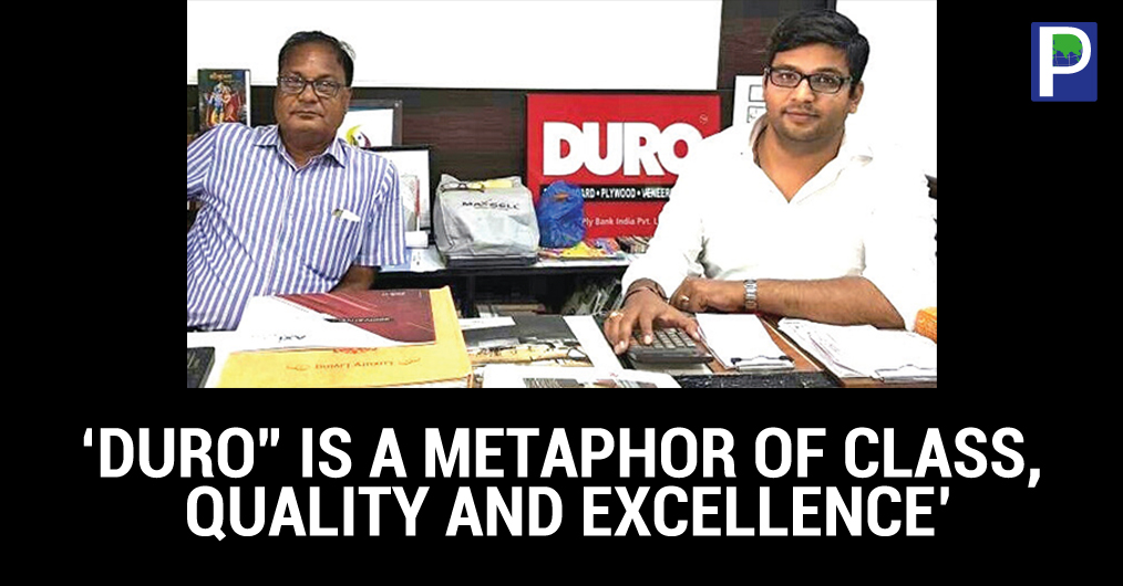 Sarda Plywood Industries, Makers of 'Duro' are celebrating their successful 60 years in wood panel industry. Sarda Plywood is known for long term business association with their dealers. There are many dealers who are associated with them since 'Duro