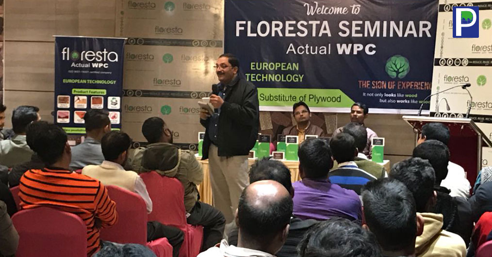 Floresta Successfully Organised A Contractors Meet With An Able Cooperation Of Mr. Anjan Sharma And Mr. Pankaj Kumar On January 18, 2018 In Hotel Nandan, Guwahati.