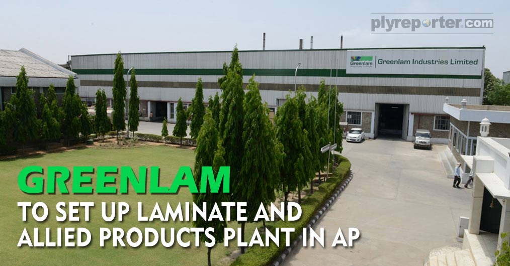 Greenlam Industries informed that it's wholly owned subsidiary, Greenlam
