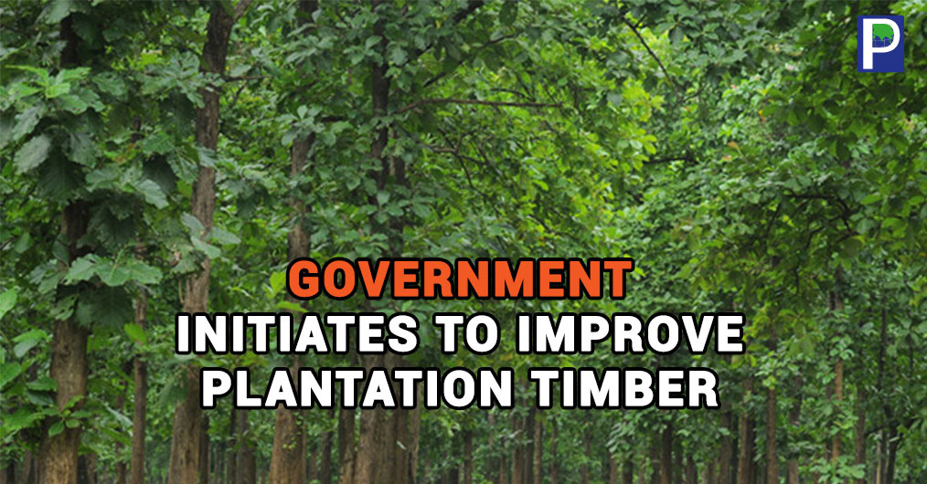 The central government has been pitching it as one of the most important reform measures to boost agro-forestry. The NITI Aayog in its three-year action agenda, released recently, has pitched for it.