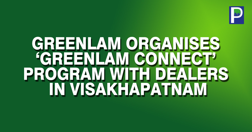 Greenlam Industries conducted a 'Greenlam Connect' program with Vizag dealers at 'The Park', Visakhapatnam on March 16, 2017. The event was mainly to connect Greenlam and their activity with major dealers of Vizag region. The event was well organized