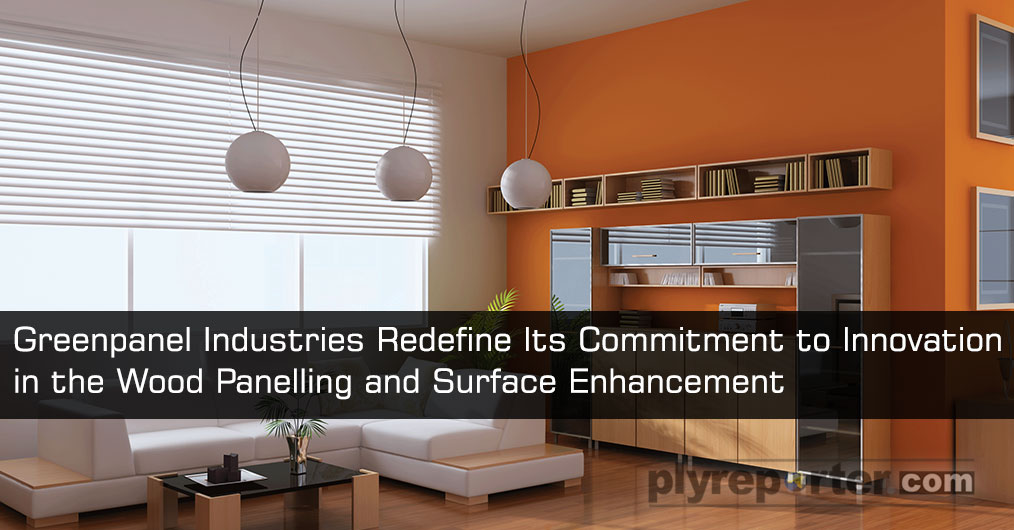 Greenpanel Industries Limited, the market leader in Medium Density Fibreboard (MDF), has redefined its commitment to innovation in the wood panelling and surface enhancement.