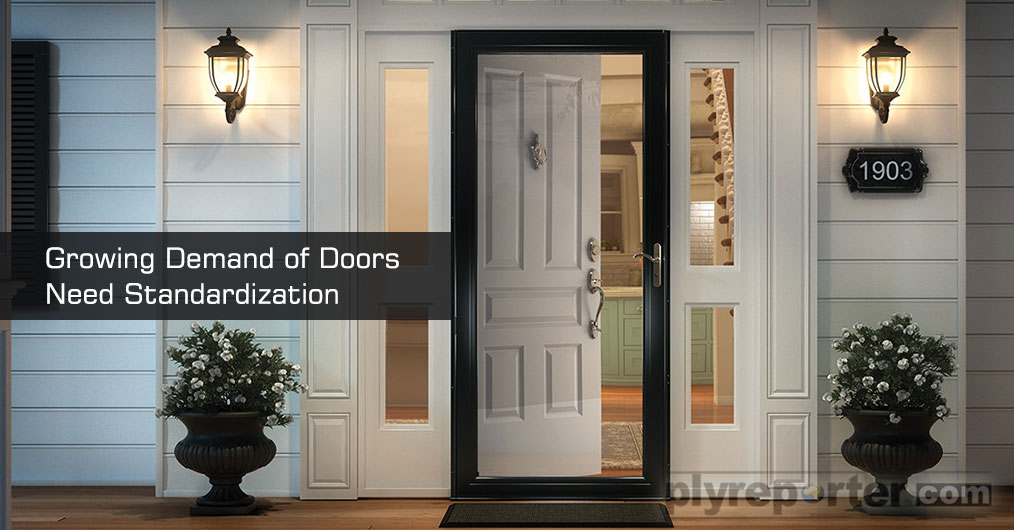 Doors have become the significant interior products for home furniture because interior designers and home owners are much concerned about its colours, designs and textures