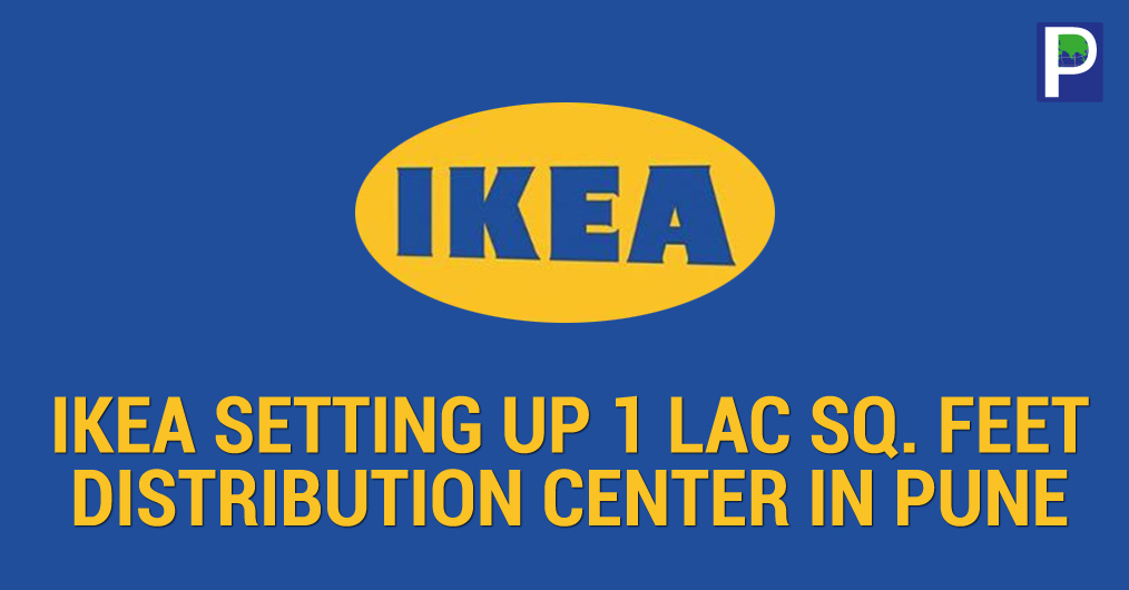"IKEA is setting up a large facility in Pune for stocking goods. As per the commitment, the firm has made to the Centre, by 2022 as much as 30 percent of their products they sell in India will be sourced locally. ""We are setting up the large facility"