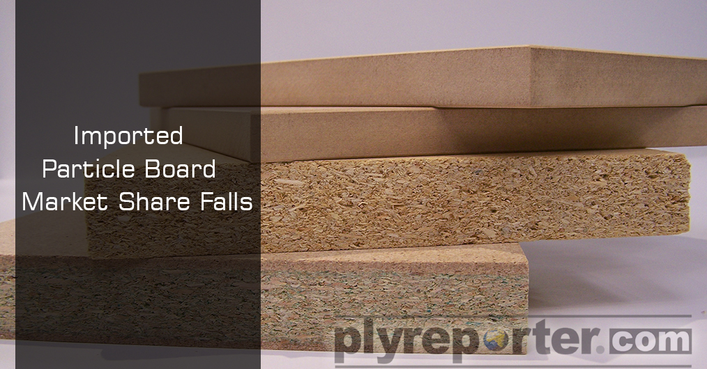 Domestic Particle Board production is on the rise as the demand performed satisfactory last year despite of pressure on prices.